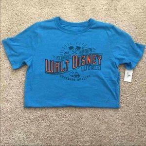 Walt Disney World Boys tshirt
